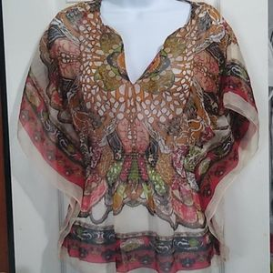 Boutique Butterfly Top